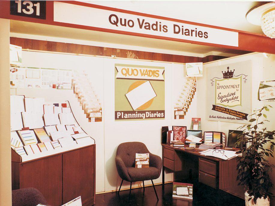 Les prémices de Quo Vadis en 1954 spécialiste de lagenda